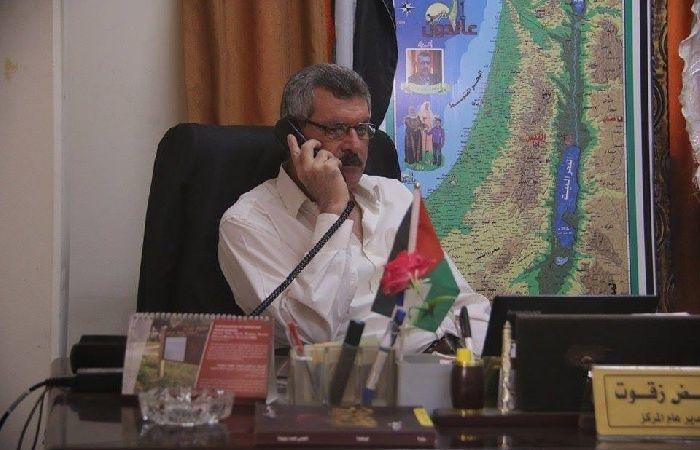 فلسطين   تكليف الباحث ناهض زقوت مستشارا لرئيس دائرة العمل والتخطيط