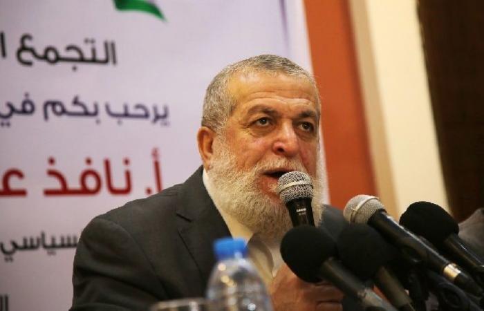 فلسطين   عزام: اقتحام نتنياهو للخليل يؤشر للوضع العربي
