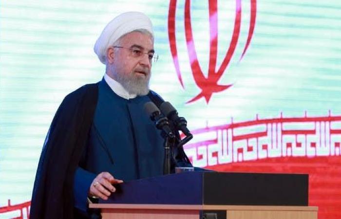 إيران   روحاني: إيران ستعود لتطوير أجهزة الطرد المركزي لتخصيب اليورانيوم