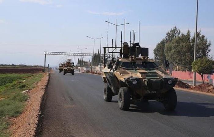 سوريا | دورية أميركية تركية على الشريط الحدودي شمال سوريا