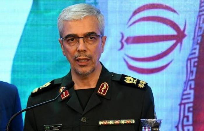 إيران | رئيس الأركان الإيراني: أميركا تستطيع تصفير نفطنا