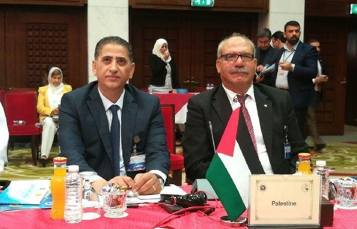 فلسطين | الوطني يشارك باجتماعات الجمعية البرلمانية الآسيوية في بغداد
