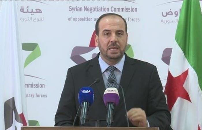 سوريا | الحريري: النظام السوري يعرقل تشكيل اللجنة الدستورية