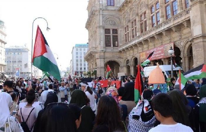 فلسطين   منظمة نمساوية تشجب إلغاء عرض فيلم حول القضية الفلسطينية