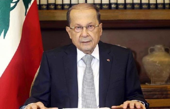 فلسطين | عون: إسرائيل ستتحمل نتائج أي هجوم على لبنان