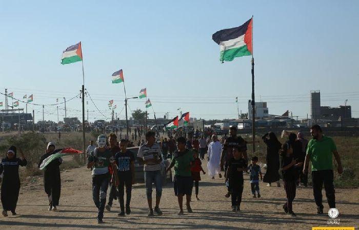 فلسطين   الجهاد تنعي شهداء الجمعة الـ 73 وتحمل الاحتلال كامل المسؤولية