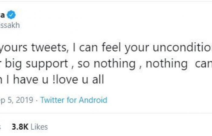 إليسا في مرمى التنمُّر من جديد وتوجّه رسالةً لجمهورها: لا شيء يزعجني بوجودكم!