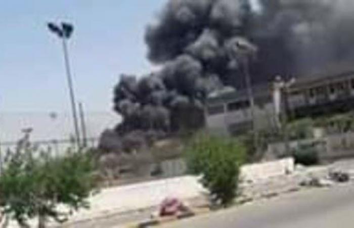 هجوم بطائرة مسيرة للوفاق تستهدف مواقع الجيش الليبي