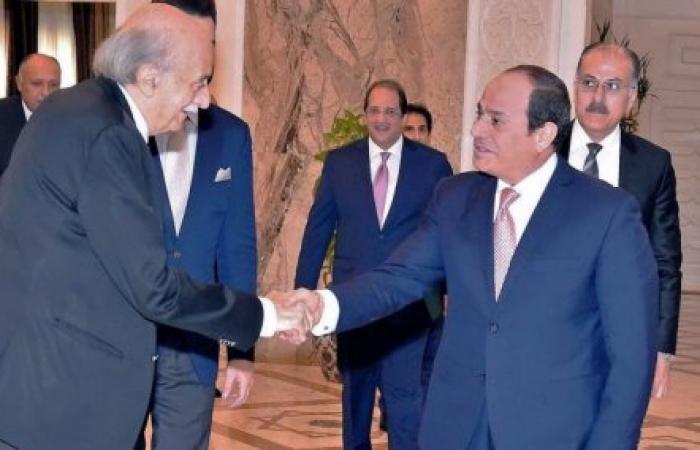 جنبلاط الباحث عن توازن لبنان.. من مصر إلى أميركا
