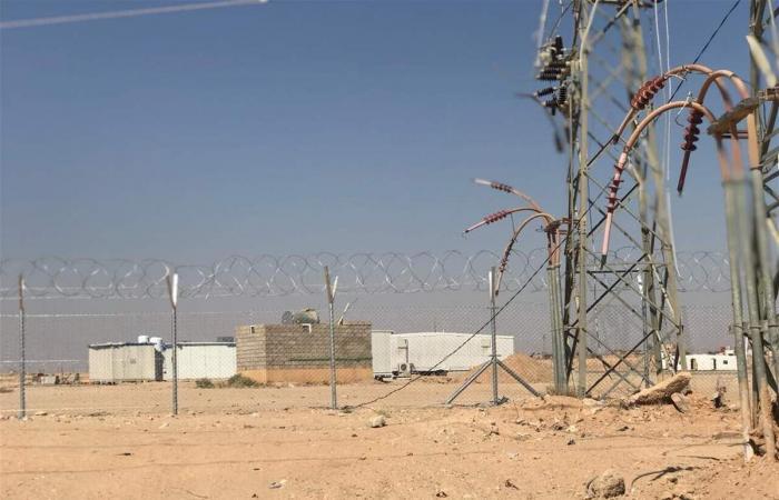 مشاهد أوليّة للمنطقة التجارية بين العراق وسوريا (صور)