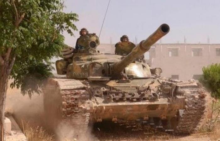 سوريا | سوريا.. أنباء عن تصدي النظام لضربات بطائرات مسيرة