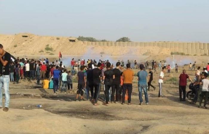 فلسطين   324 شهيدًا في غزة منذ انطلاق مسيرات العودة