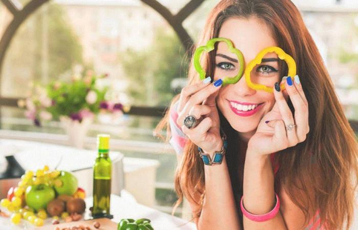 مأكولات ضرورية لعيونٍ صحّية