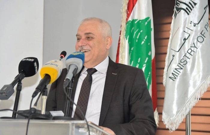 جبق: مستشفى الفنار سيعاد افتتاحه
