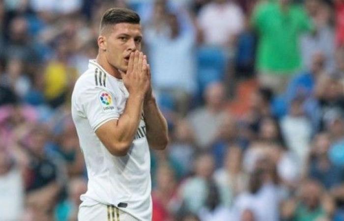 لوكا يوفيتش ينضم إلى قائمة مصابي ريال مدريد