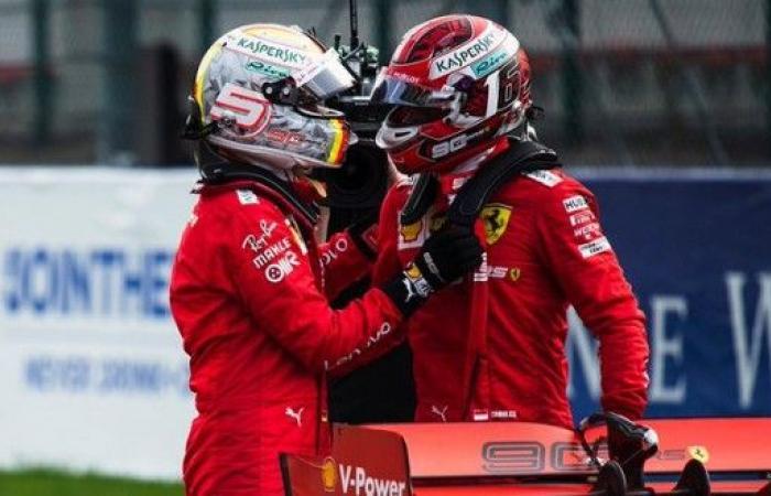 بعد تتويجه بسباق بلجيكا لوكلير يفوز بسباق جائزة إيطاليا الكبرى