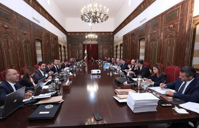 """بعد تحذيرات سفير """"سيدر"""".. جلسات حكومية لإقرار موازنة 2020"""