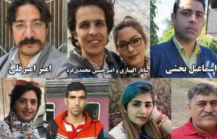 إيران | إيران.. السجن بين 6 و19 عاماً لنشطاء عمّاليين