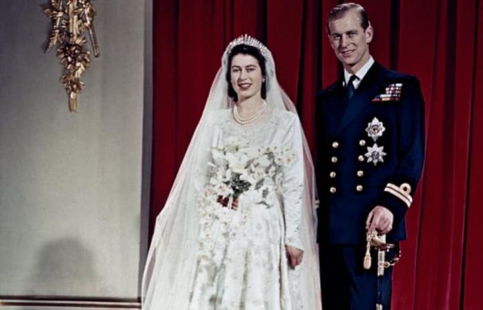لأول مرة.. الكشف عن مأزق تعرضت له الملكة إليزابيث ليلة زفافها