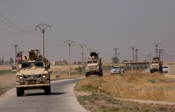 سوريا   سوريا.. بدء تسيير دوريات أميركية تركية بالمنطقة الآمنة