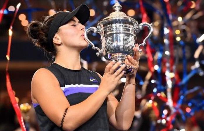 أندريسكو تهزم سيرينا ويليامز وتفوز بلقب أميركا المفتوحة للمرة الأولى