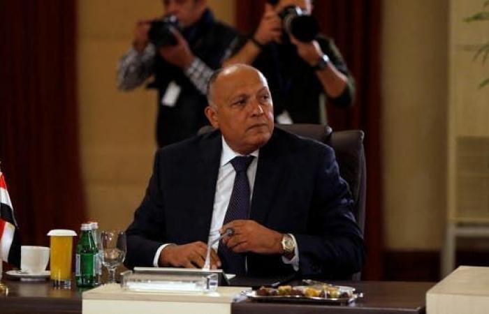 مصر | شكري لحمدوك: مصر تحرص على دعم السودان بالمرحلة الانتقالية
