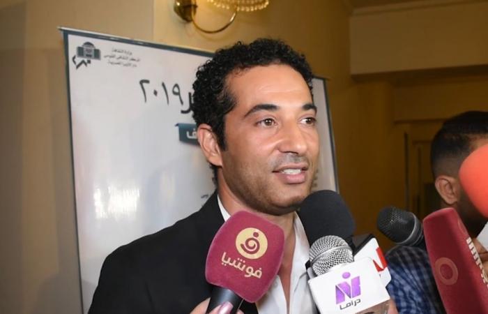 عمرو سعد: جذوري صعيدية.. ولا أمانع دخول ابنتي في مجال التمثيل!