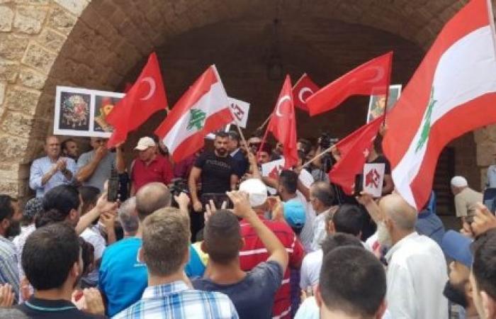 """""""هذيان"""" كاد يطيح بالعلاقات التركية اللبنانية.. ومنطق المصالح يتفوق"""