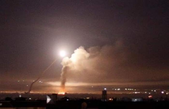 فلسطين   الطيران الإسرائيلي يستهدف معسكر قيد الإنشاء للجيش السوري