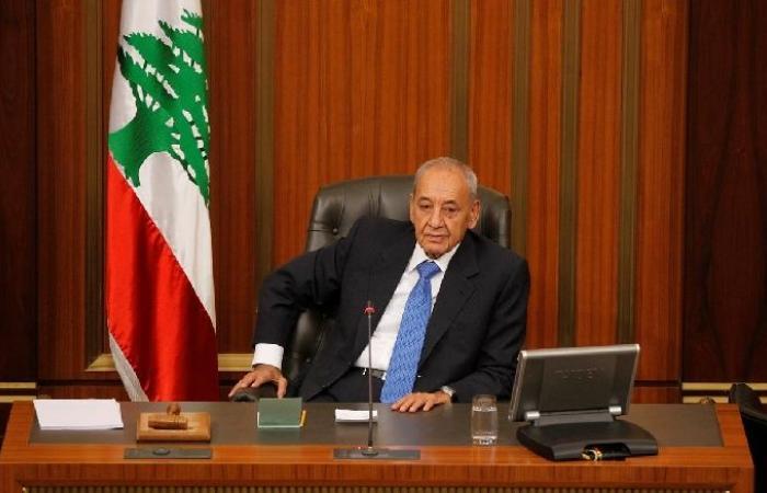 فلسطين   بري: لبنان حريص على عدم الانجرار إلى حرب