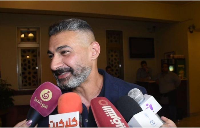 """ياسر جلال: لست النجم """"الأوحد"""".. وأحضّر لعمل مختلف!"""