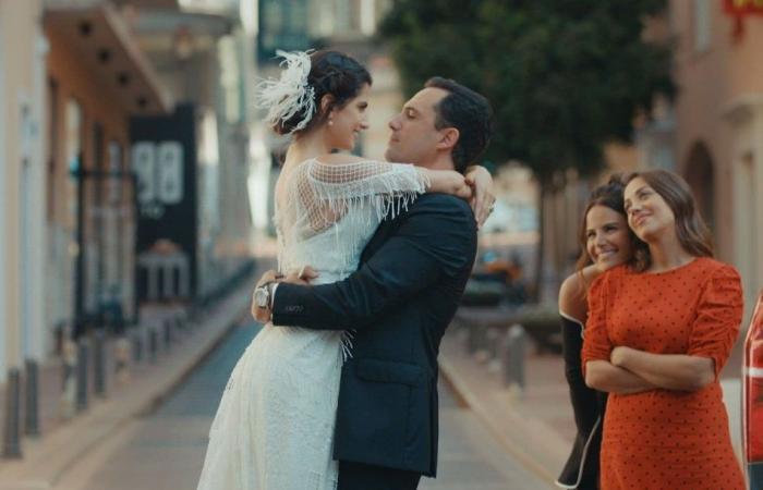 """""""عروس بيروت"""" مشاهد جريئة وقبلات.. كيف كسر قيود الدراما العربية؟"""