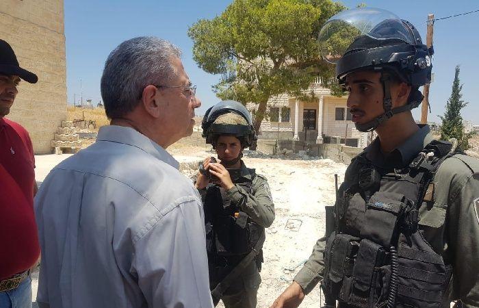 فلسطين   البرغوثي: لن يردع نتنياهو عن وقاحته الا المقاومة والعقوبات