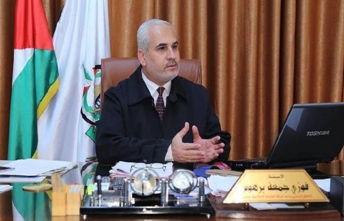 فلسطين | برهوم: تصريحات نتنياهو تتطلب اعتماد استراتيجية وطنية موحدة
