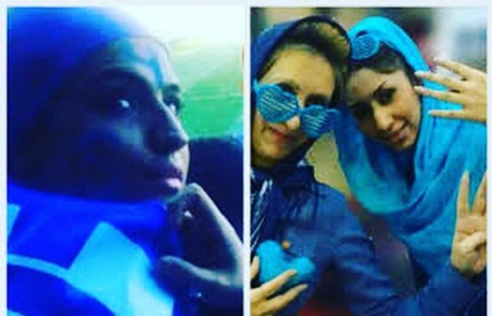 إيران | رحيل فتاة إيران الزرقاء.. مضرمة النار بجسدها تلفظ أنفاسها
