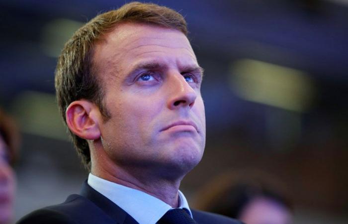 """ماكرون أكّد على دعم فرنسا تنفيذ قرارات """"سيدر"""""""