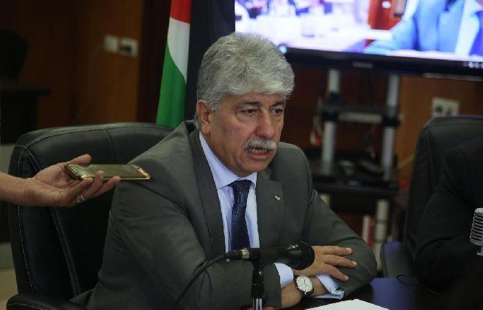 فلسطين   مجدلاني: قرار الضم سينهى كافة الالتزامات والاتفاقيات مع الاحتلال