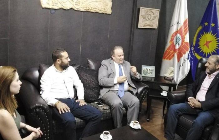 مراد: ندعم كسبار لمنصب نقيب المحامين في بيروت