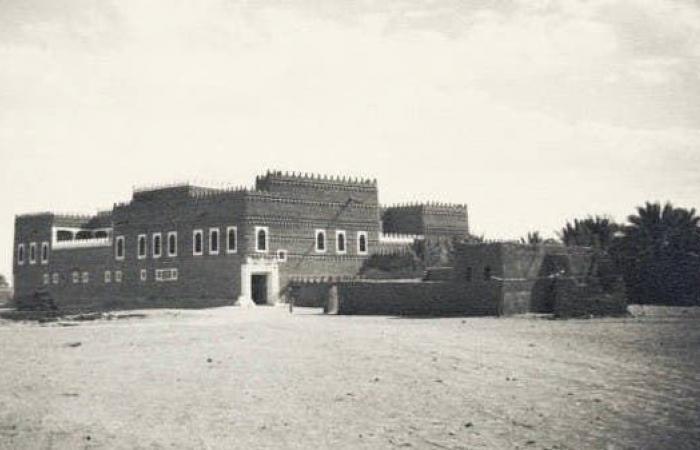 الخليح | محمد بن سلمان يرمم قصر الشمسية على نفقته الخاصة