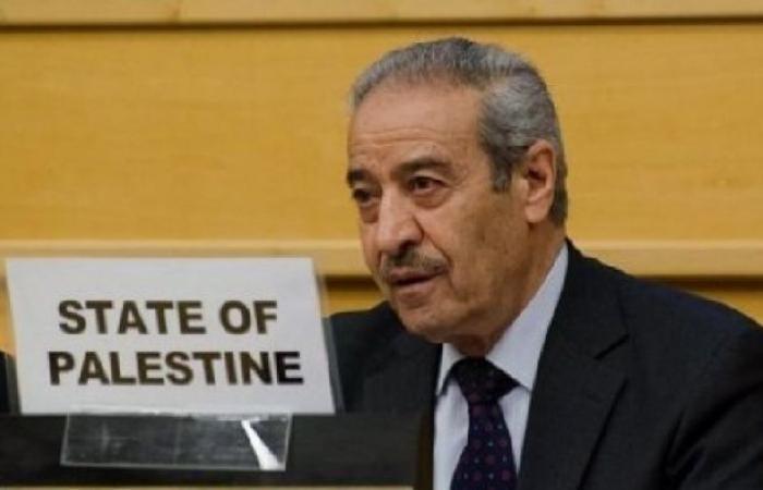 فلسطين   خالد: المقاومة والعصيان الوطني خيارنا الوطني المركزي للرد على نتنياهو