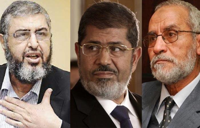 مصر | المؤبد لمرشد الإخوان و10 من قادة الجماعة بتهمة التخابر مع حماس
