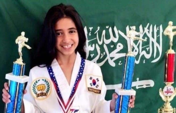 الخليح | طفلة سعودية تحقق بطولات عالمية بالتايكوندو.. وهذه قصتها