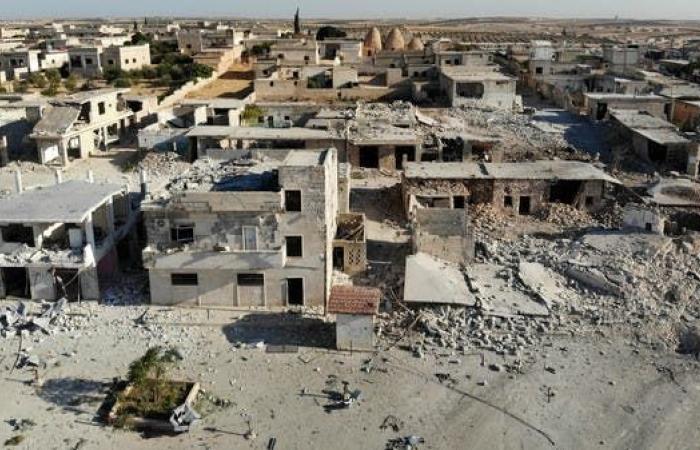 """سوريا   قصف روسي جديد في """"خفض التصعيد"""".. قتيل وجرحى ودمار"""