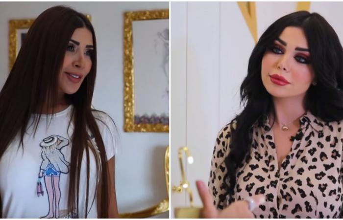 أحلى طلة: منال عجاج تختار الأنسب لإبراز جمال سالي عبود شبيهة هيفاء وهبي!