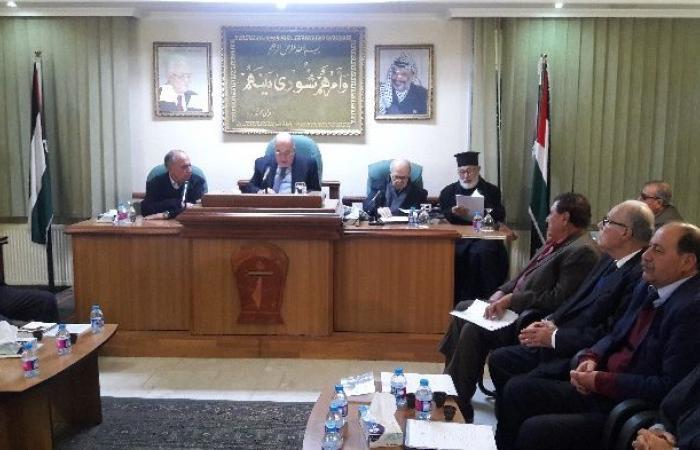 فلسطين   الوطني يطالب بتعليق عضوية إسرائيل في الأمم المتحدة ووقف العمل بالاتفاقيات
