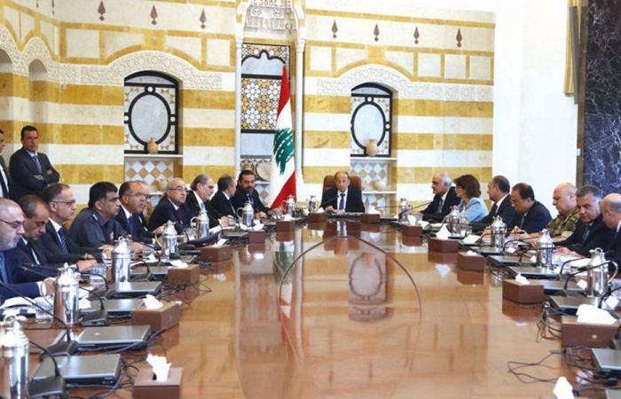 جلسة لمجلس الوزراء والتعيينات من ابرز البنود