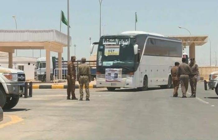 العراق   العراق والسعودية يتفقان على فتح منفذ عرعر.. تجريبياً