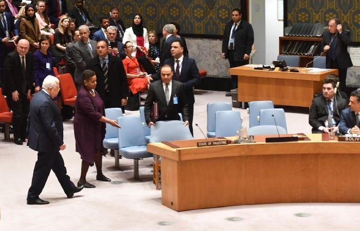 فلسطين   مندوبة واشنطن الجديدة بالأمم المتحدة: سأقف إلى جانب أصدقائنا