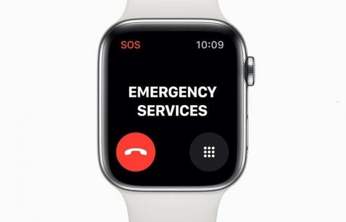 ميزات ملفتة في ساعة آبل الجديدة.. ومكالمات طوارئ عالمية