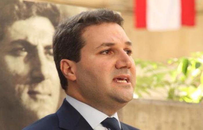 """نديم الجميّل: العهد تنازل كليًا عن قرار السيادة لـ""""الحزب"""""""